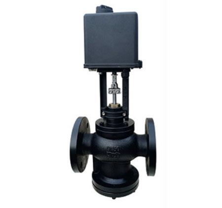 DPF动态平衡电动调节阀